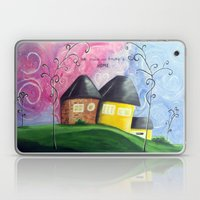 House A Home Laptop & iPad Skin