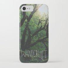 Wanderlust iPhone 7 Slim Case
