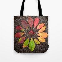 Leaf Love No.1 Tote Bag