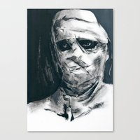 Don't Trust The Old Canvas Print