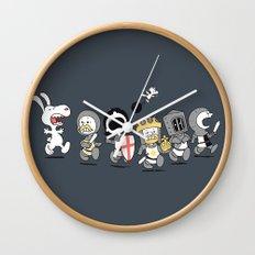 Run away! Run away!  Wall Clock