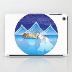 I {❤} XX Eskimo Kisses iPad Case