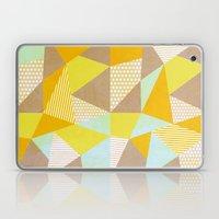 Geometric Warm Laptop & iPad Skin