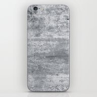 iPhone & iPod Skin featuring Concrete by Grace