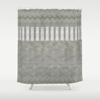 Embroidery Shower Curtain