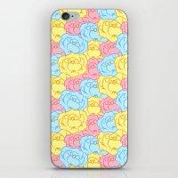 Rosey iPhone & iPod Skin