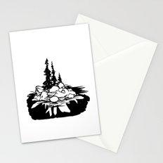 Crystal Islands 2 Stationery Cards