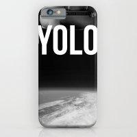 Felix Baumgartner YOLO iPhone 6 Slim Case