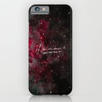 iPhone & iPod Case featuring You can do it-red by Betul Donmez