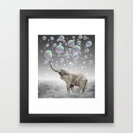 Framed Art Print featuring The Simple Things Are Th… by Soaring Anchor Desig…