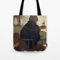 Centralized Talks Tote Bag
