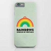 Rainbows should be portable. iPhone 6 Slim Case