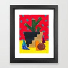 Imaginary Still Life 3 Framed Art Print