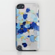 Amoebic Party No. 2 iPod touch Slim Case