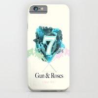 Gun & Roses iPhone 6 Slim Case