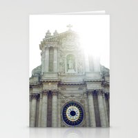 Eglise Saint Paul, Le Marais, Paris II Stationery Cards