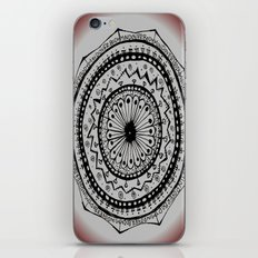 Mind Over Body iPhone & iPod Skin