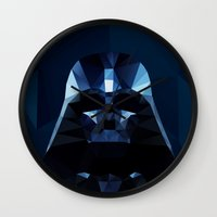 Darth Wall Clock