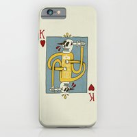 King Of Hearts iPhone 6 Slim Case