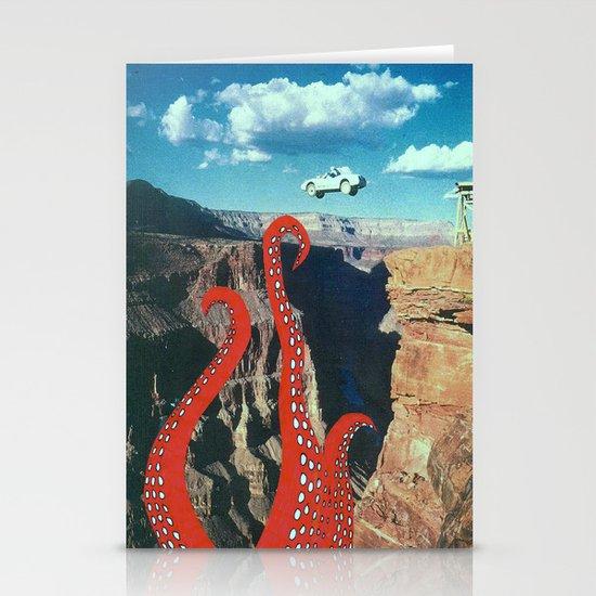 Canyon Stationery Card