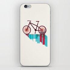 Discover Hong Kong Bicycle iPhone & iPod Skin