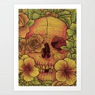 Fragrant Dead Art Print