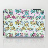 Mermaid Streams iPad Case