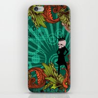 Party Devil iPhone & iPod Skin