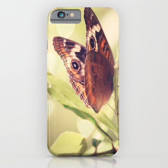 Butterfly Kisses iPhone & iPod Case