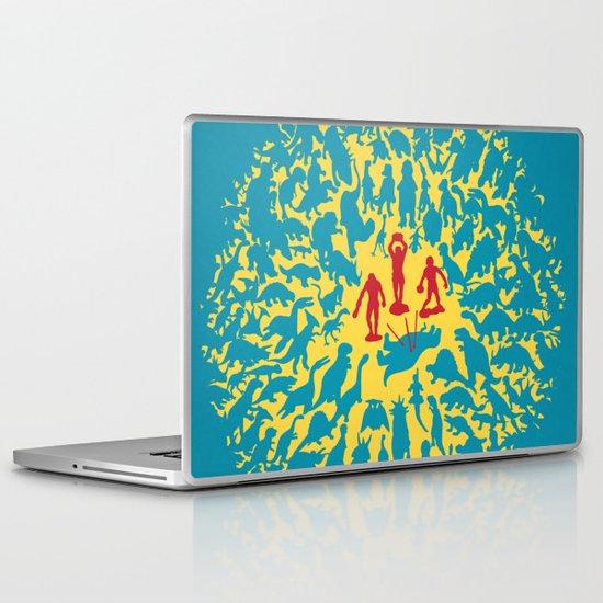 Hunted! Laptop & iPad Skin