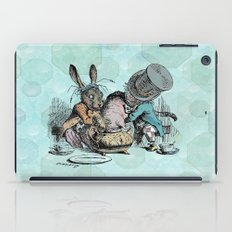 Tea Party (the real one) iPad Case