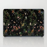 Monkey World iPad Case