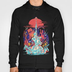 Smash! Zap!! Zooom!! - Generic Spacecraft Hoody