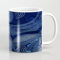 Geometric Water Mug