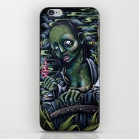 Japanese Ghost iPhone & iPod Skin