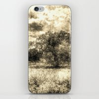 The Vintage Farm iPhone & iPod Skin