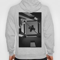 Shadows and Squares Hoody