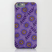 iPhone & iPod Case featuring Doodle flower 4 by ArtByBeata