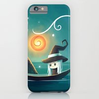 iPhone & iPod Case featuring Little Witch 3 by Freeminds