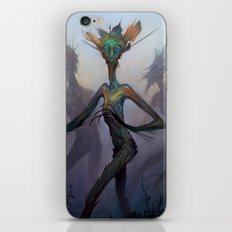 Twisted Wisp Eaters iPhone & iPod Skin
