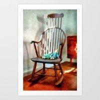 Special Friends - Waterc… Art Print