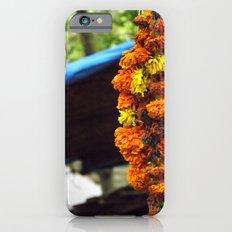 Indian Flowers iPhone 6 Slim Case