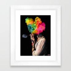 UGLY BOYS Framed Art Print