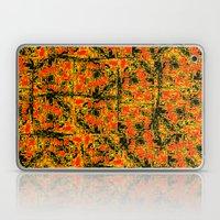 Golden Red  Laptop & iPad Skin