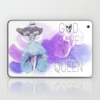God Save McQueen Laptop & iPad Skin