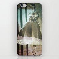 NEVER BE AFRAID iPhone & iPod Skin