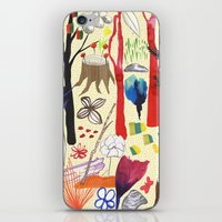 Magical Wood iPhone & iPod Skin