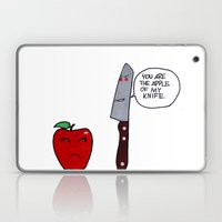 Waging War and Love Laptop & iPad Skin