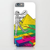 iPhone & iPod Case featuring The mummy returns!  by vidhi shah