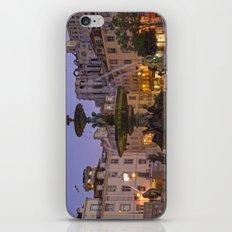 Rossio Fountain, Lisbon iPhone & iPod Skin